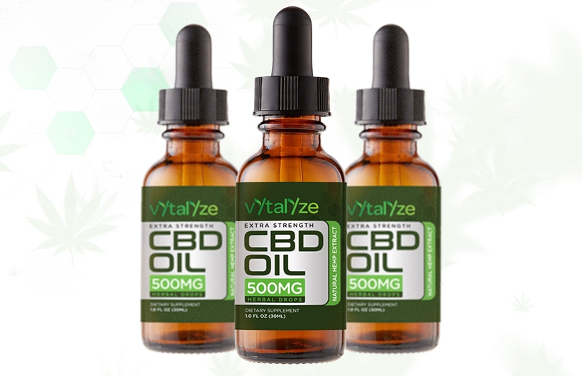 Vytalyze CBD Oil Reviews 2021 (March)- How Effective Is It?