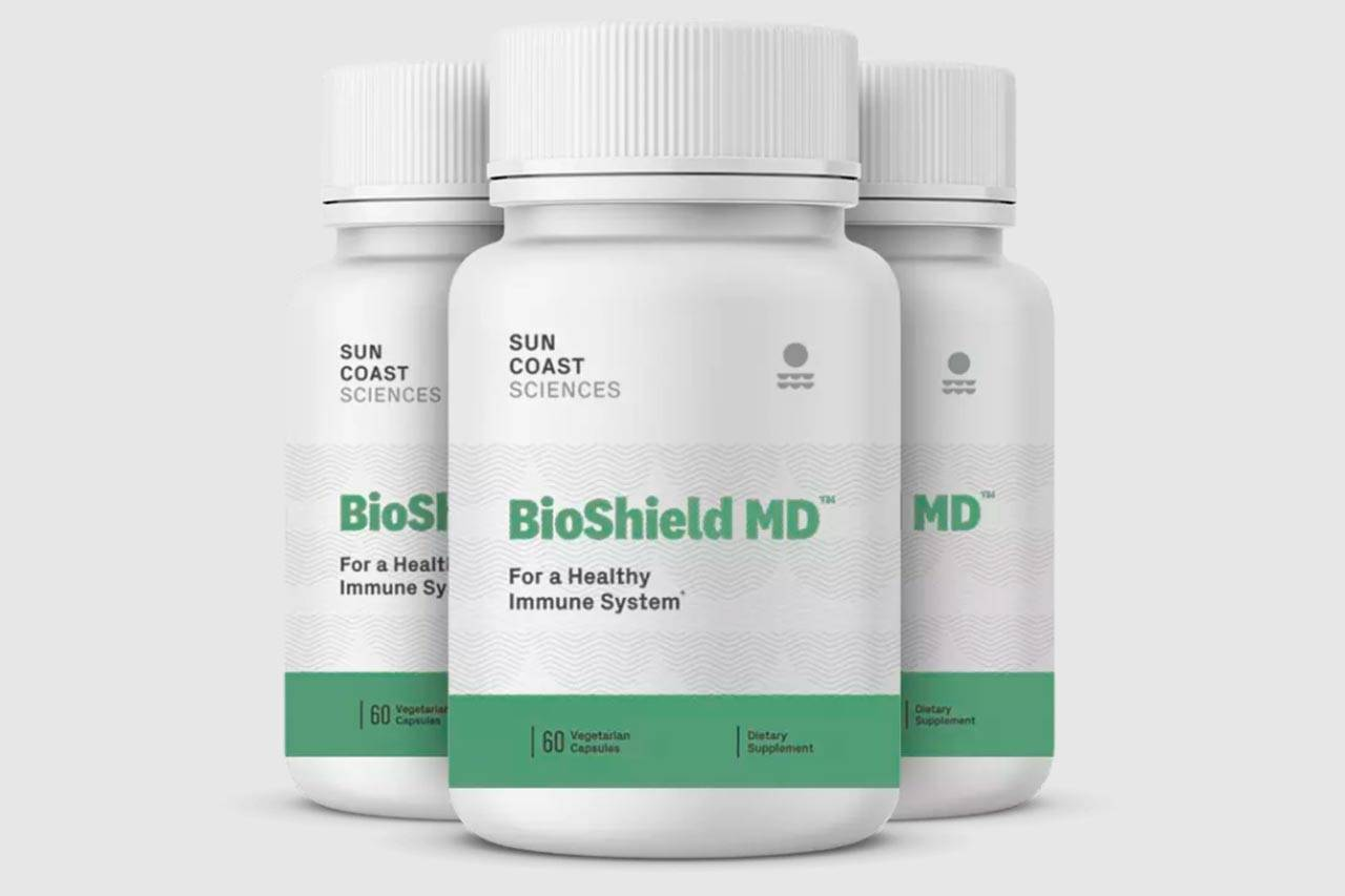 BioShield MD Reviews 2021 Legit or a Scam Supplement Pills?