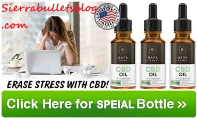 Napa Farms CBD Oil Reviews Scam Alert! - Read Before Buying