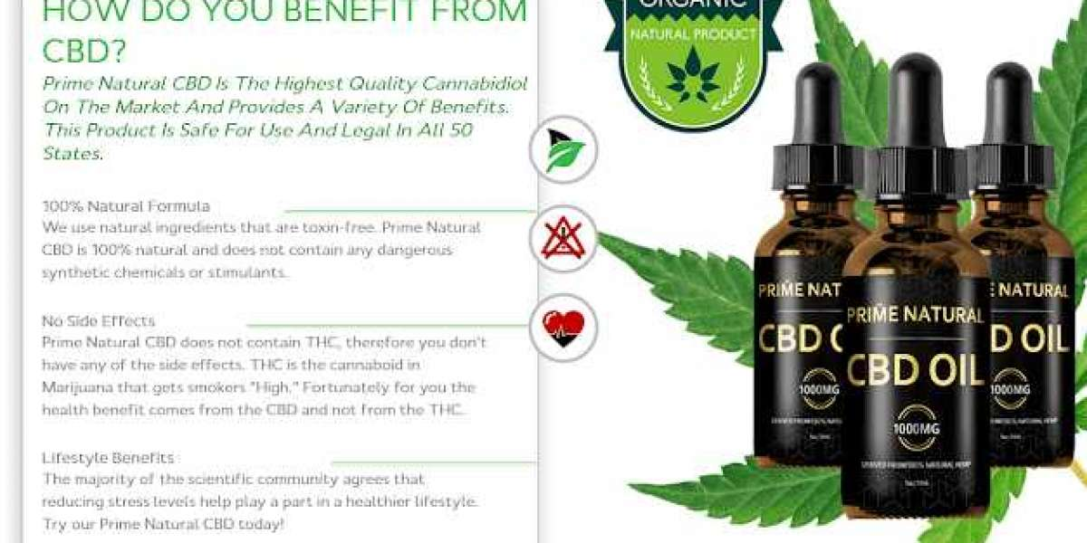 Prime Nature CBD Reviews 2021 – Scam Alert – Does it Really Work?