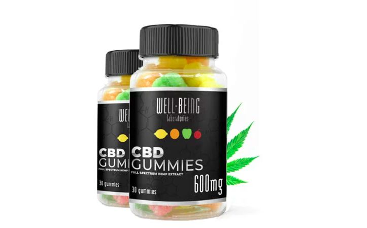 Well Being CBD Gummies Reviews (April) - Read Before You Buy