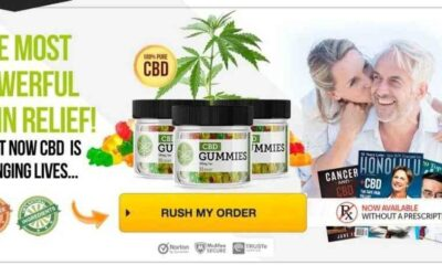 Dragons Den CBD Gummies Reviews UK - See Details Now
