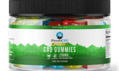 Blessed CBD Gummies Review UK - Does it Really Work?