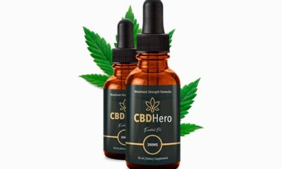 Hero CBD Oil Reviews 2021 - Does it Really Work?