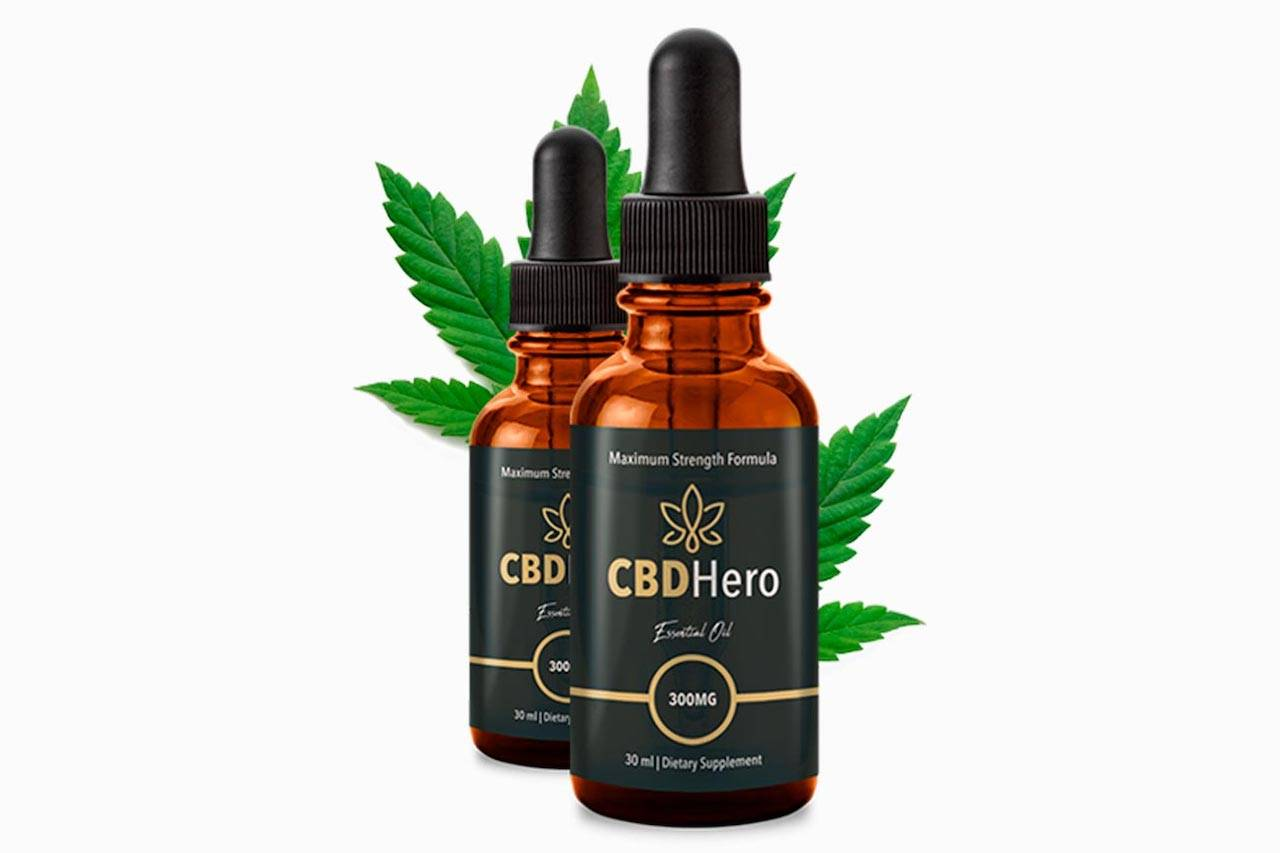 Hero CBD Oil Reviews 2021 – Does it Really Work?