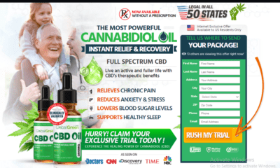 Global Green CBD Oil Reviews - Does it Work or Scam?