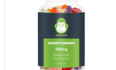 Serenity CBD Gummies Reviews - Does it Really Work?